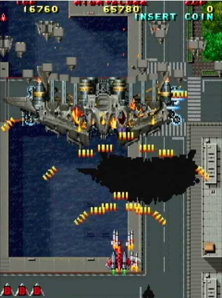 「雷電II」の画像検索結果